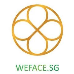health product platform wefacesg logo