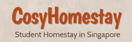 student homestay cosy
