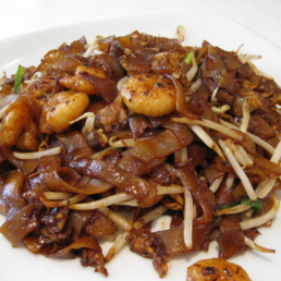 Char Kway Teow Singapore noodles