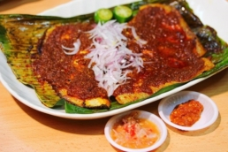 Sambal Stingray Singapore best food