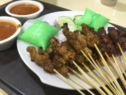 Satay Singapore best food