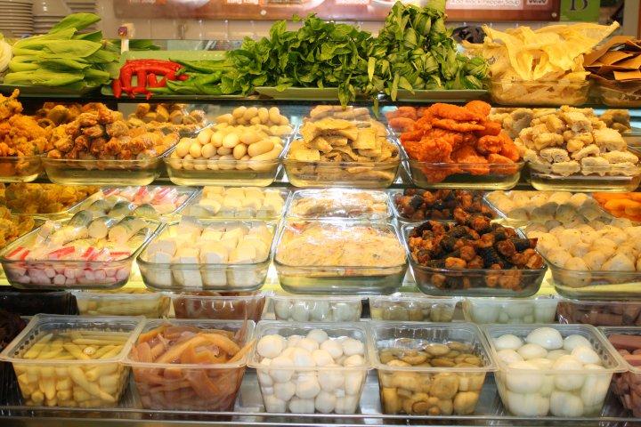 Yong Tau Foo Singapore food