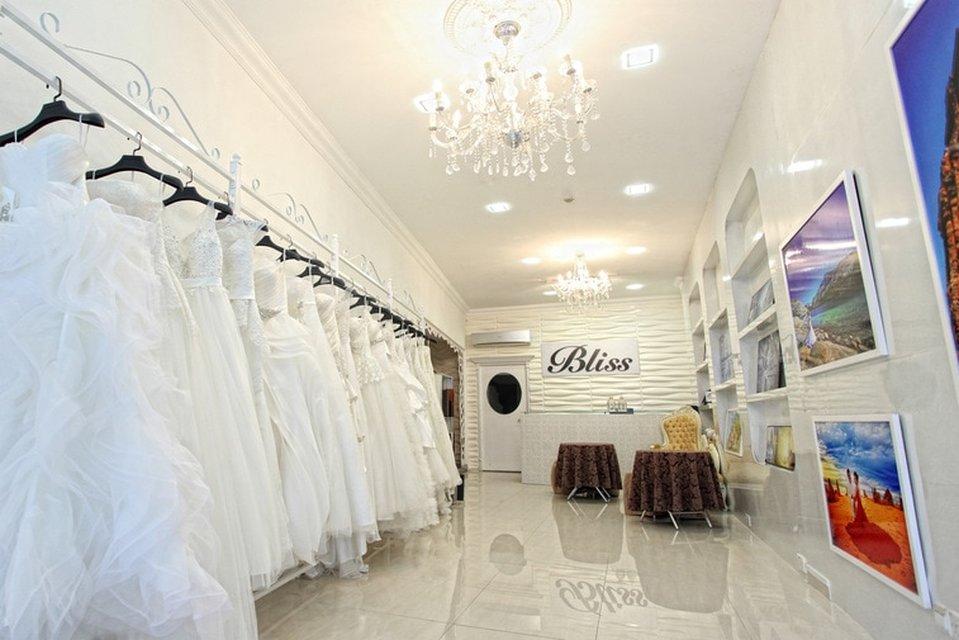 Bliss bridal creation